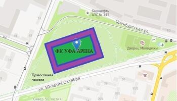 """Стадион """"FC UFA ARENA"""""""