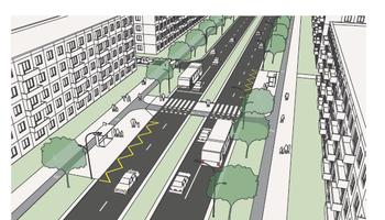 Стандарты благоустройства улиц