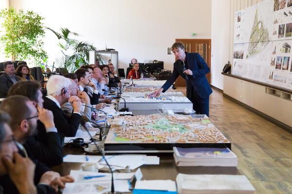 Итоги проектных семинаров по разработке генплана Южно-Сахалинска