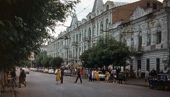 Сузить и озеленить улицу Карла Маркса